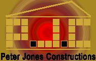 Peter Jones Constructions Logo